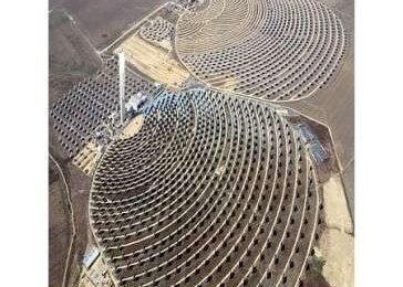 Centrale Solare Termica PS20