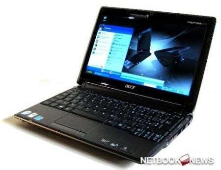 Netbook Acer Aspire One 531