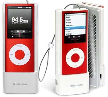 Speaker Creative TravelSound i85 per iPod Nano 4G
