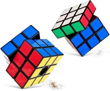 Cubo di Rubik sale e pepe