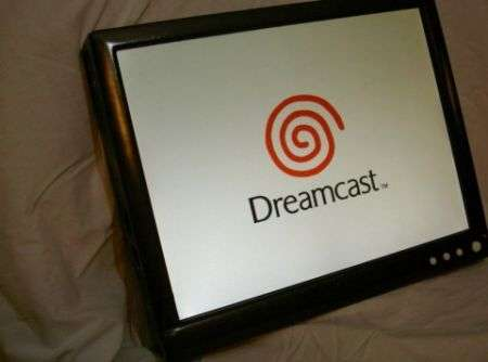 DIY Dreamcast Tablet