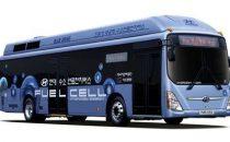 Autobus a Idrogeno a Seoul