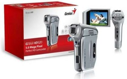 Videocamera Genius G-Shot HD520
