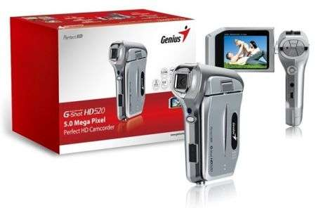 Videocamera Genius G-Shot HD520