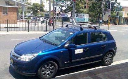 Google Street View non viola la privacy