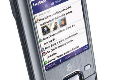 INQ1 H3G, prezzo e scheda del Facebook-fonino