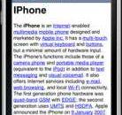Encyclopedia: Wikipedia offline su iPhone