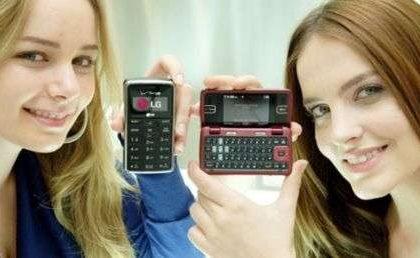 LG: venduti 20 milioni di cellulari QWERTY