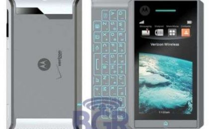 Motorola Calgary con Android