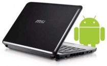 Netbook MSI con Android?