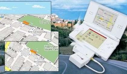 Nintendo DS: Ranger aggiunge il GPS