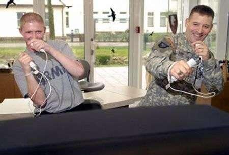 Nintendo Wii aiuta soldati con problemi cerebrali