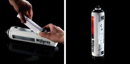 Nintendo Wii Spray