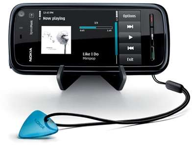 Nokia 5800 con schermo capacitivo