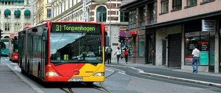 Norvegia: che popò di Autobus