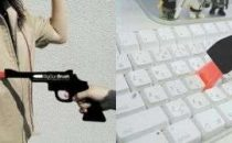 Pistola pulisci tastiera