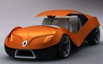 Renault E0 ibrida solare-idrogeno