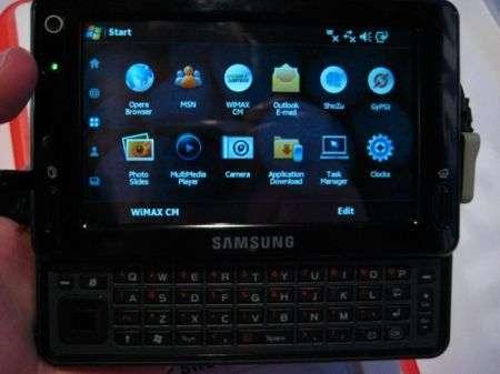 Samsung Mondi video