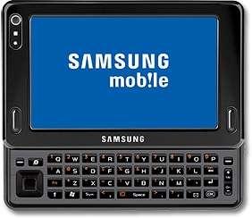 Samsung Mondi UMPC