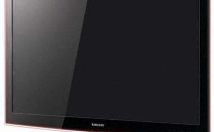 Samsung HDTV nuovi modelli