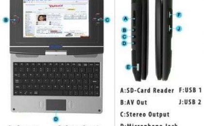 Skytone Android Netbook a meno di 100 euro?