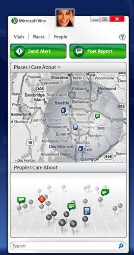 Vine, il social network per emergenze e soccorsi