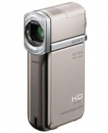 Videocamera Sony Handycam TG5 con GPS