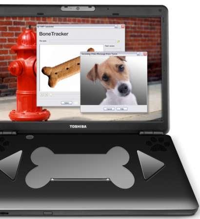 Toshiba Petbook, il portatile per cani