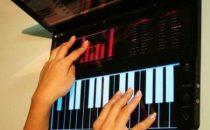 Vivace: Pianola Multitouch