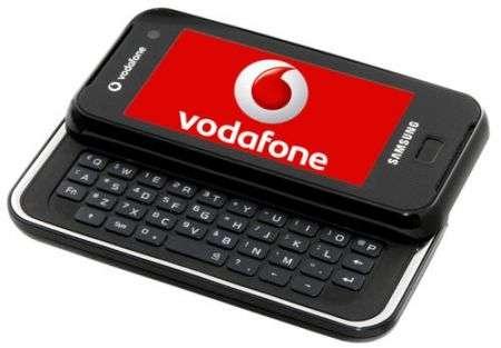 Vodafone: ecoricarica e riciclo cellulari