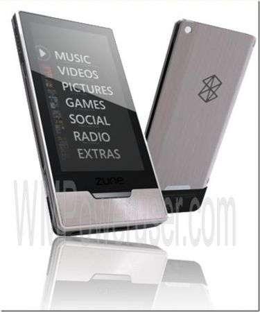 ZuneHD con schermo OLED
