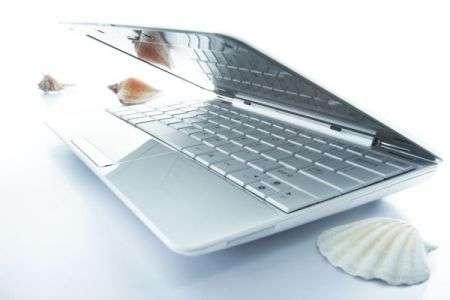 Netbook Asus Eee PC Seashell 1008HA