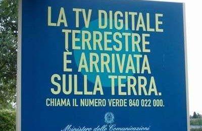 Digitale Terrestre fa infuriare il Piemonte