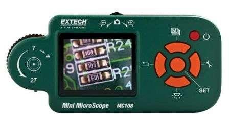 Extech Microscopio digitale portabile