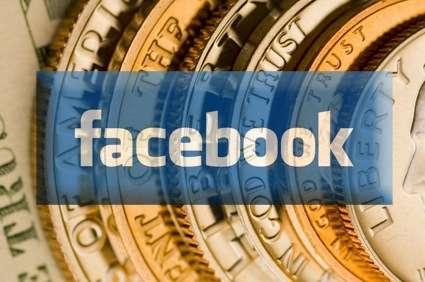 Facebook fa i conti e si ritrova più povero