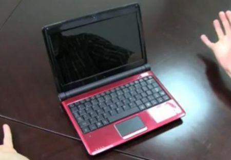 foxxonn sz901 netbook with linpus lite moblin v2