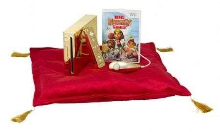 Wii d'oro per la Regina