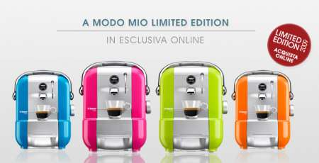 Lavazza A Modo Mio Limited Edition