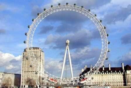 London Eye diventa green
