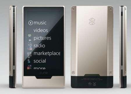 Microsoft Zune HD è ufficiale