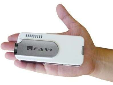 FAVI PJM-1000 Mini Projector