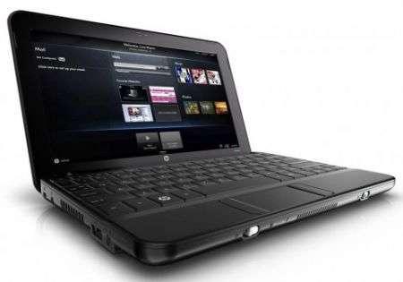 Netbook HP Mini 1101, 110 XP e 110 Mi