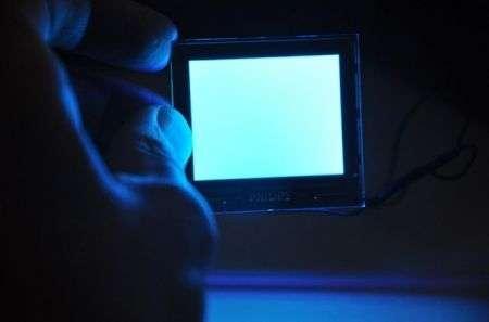 Philips Lumiblade OLED
