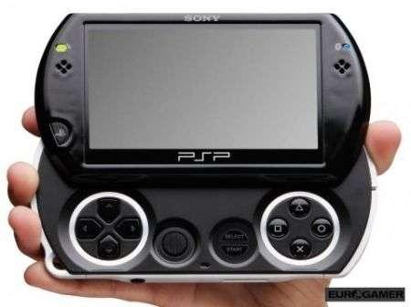 PSP Go, ecco la nuova console!