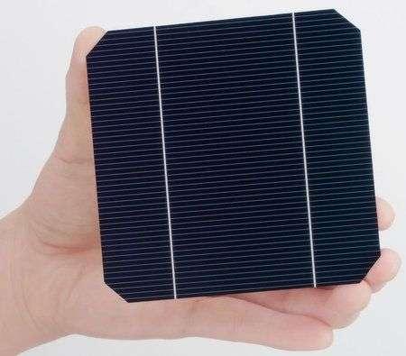 Sanyo: la cella solare più efficiente