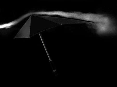Ombrello Senz: resiste alle tempeste