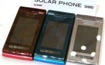 Sharp Solar Phone SH002
