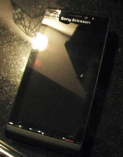 Sony Ericsson Kokura, gemello di Idou?