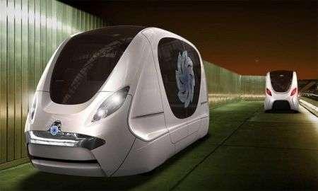 Masdar City: taxi robot per muoversi