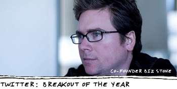 Webby Award 2009, Twitter trionfa